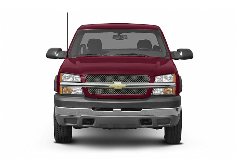 2004 Chevrolet Silverado 2500HD Exterior Photo
