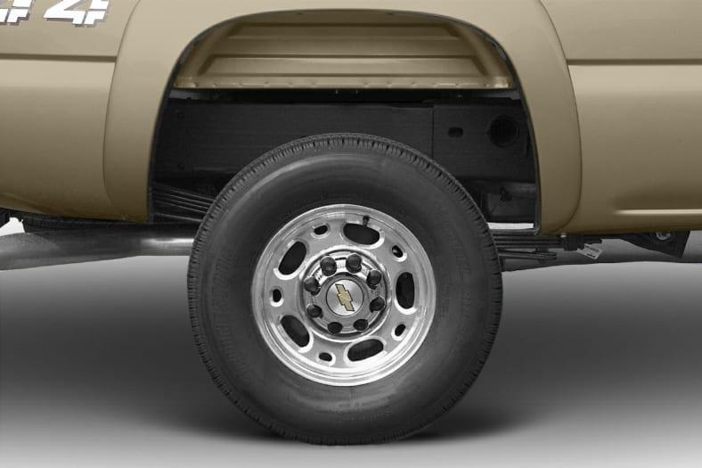2004 Chevrolet Silverado 2500HD Exterior Photo