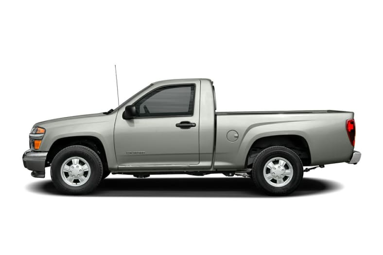 2004 Chevrolet Colorado Exterior Photo