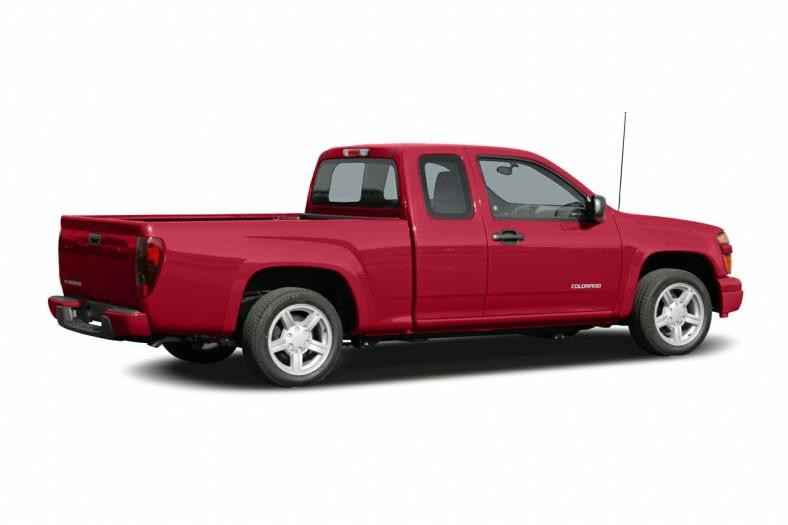 2004 Chevrolet Colorado Exterior Photo