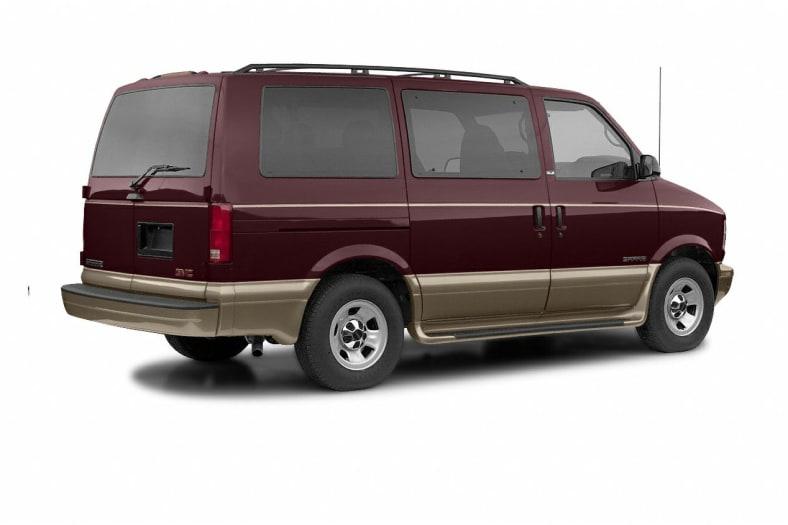 2004 GMC Safari Exterior Photo