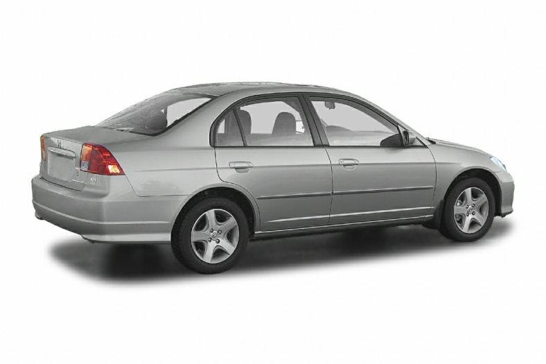 2004 Honda Civic Exterior Photo