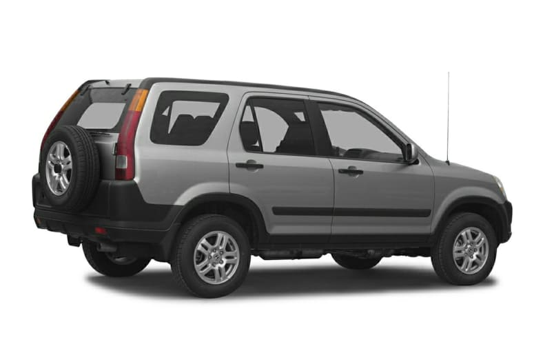 2004 Honda Cr V Pictures