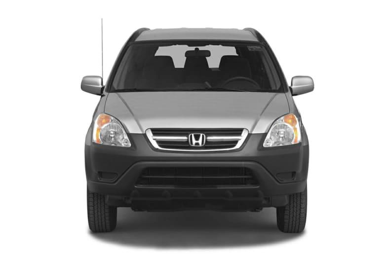 2004 Honda CR-V Exterior Photo