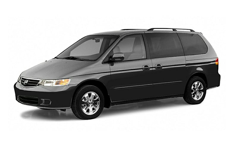 2004 Honda Odyssey Ex Passenger Van Information