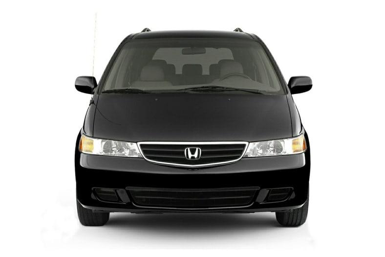 2004 Honda Odyssey Exterior Photo