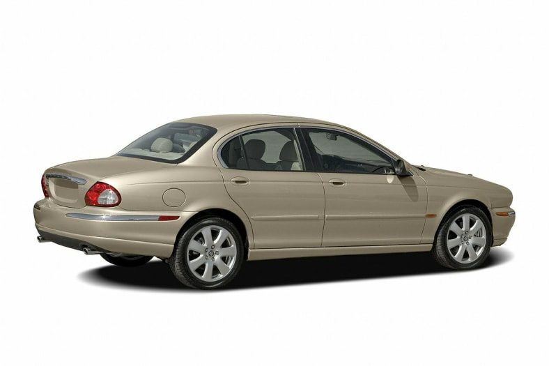 2004 Jaguar X-TYPE Exterior Photo