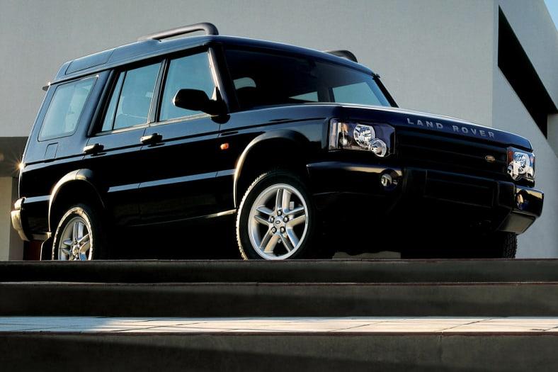 2004 Land Rover Discovery Exterior Photo