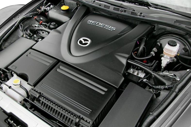 2004 Mazda RX-8 Exterior Photo