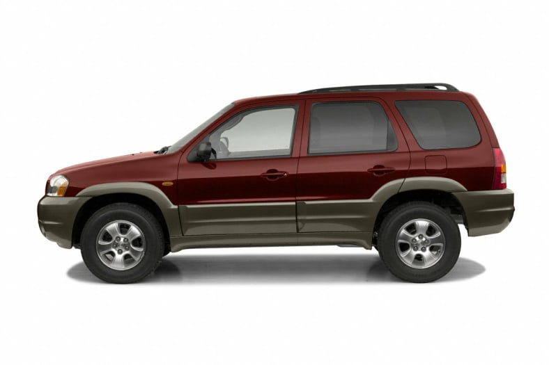 2004 Mazda Tribute Exterior Photo