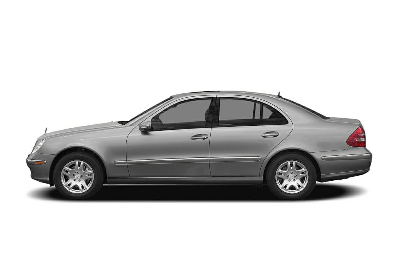 2004 Mercedes-Benz E-Class Exterior Photo
