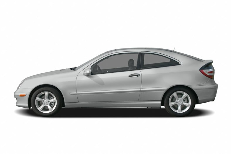 2004 Mercedes-Benz C-Class Exterior Photo