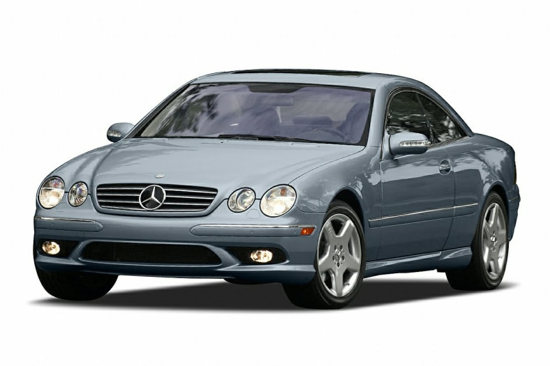 2004 Mercedes-Benz CL-Class Exterior Photo