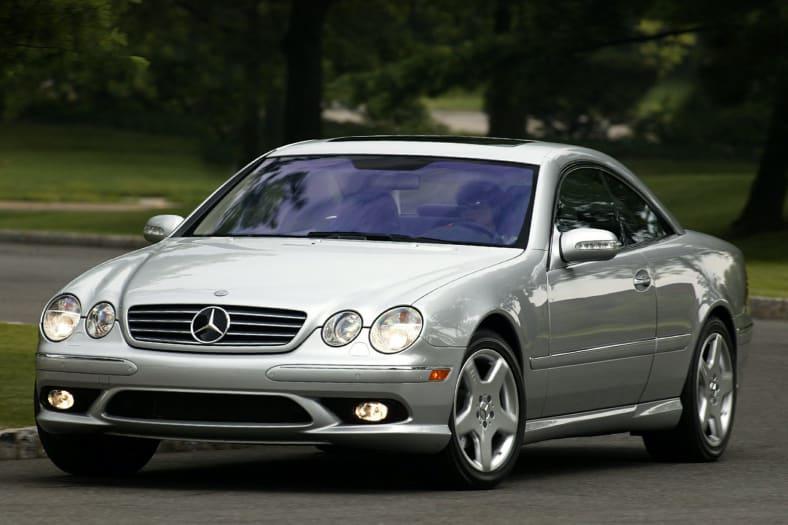 2004 Mercedes-Benz CL-Class Exterior Photo