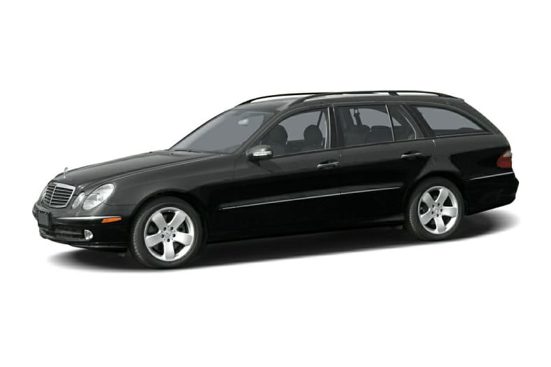 2004 E-Class