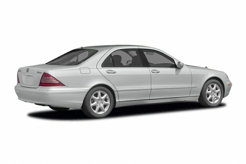 2004 Mercedes-Benz S-Class Exterior Photo