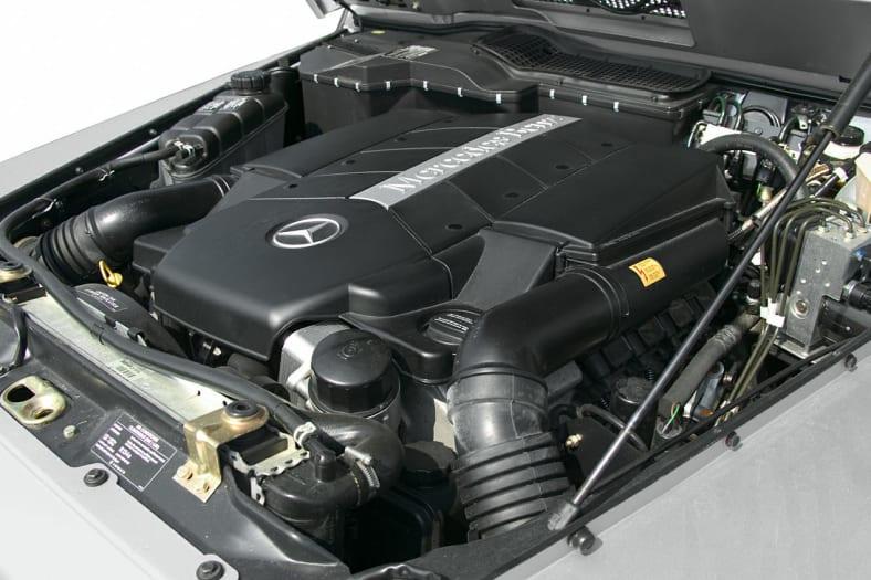 2004 Mercedes-Benz G-Class Exterior Photo