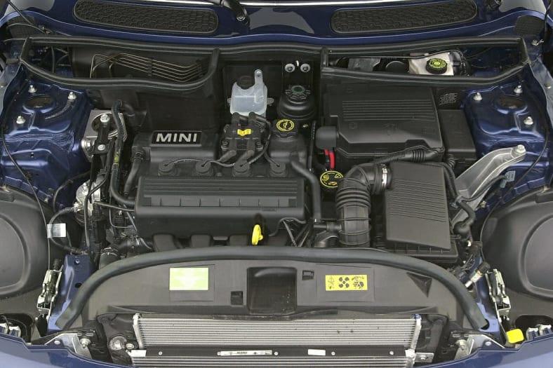 2004 MINI Cooper S Exterior Photo