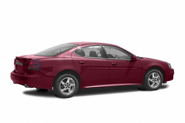 2004 Pontiac Grand Prix Exterior Photo