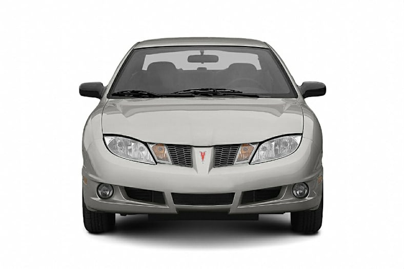 2004 Pontiac Sunfire Exterior Photo