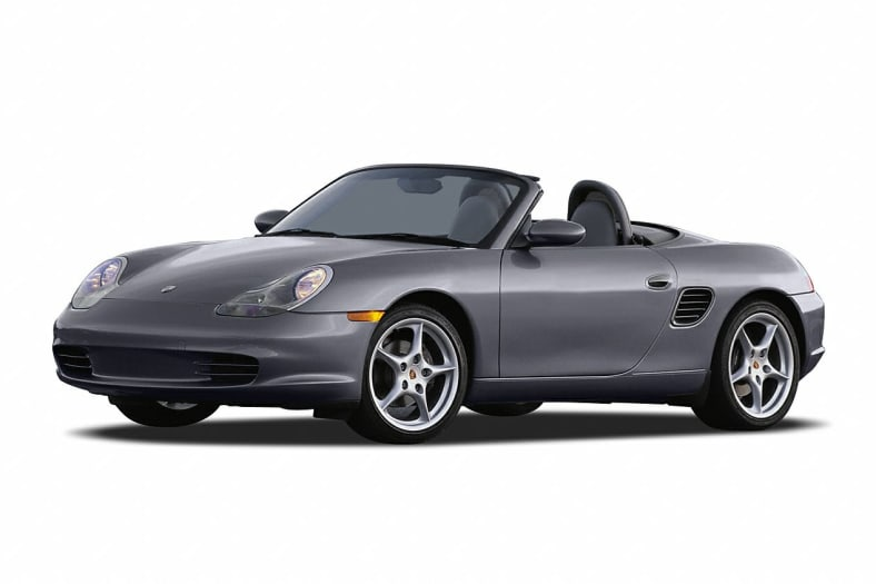 2004 Boxster