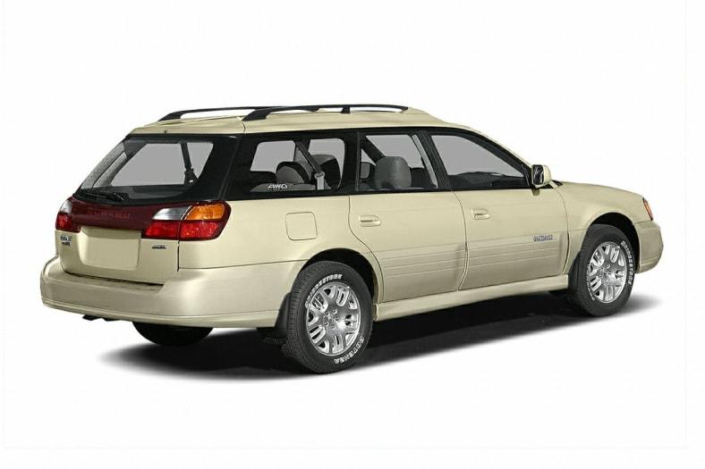 2004 Subaru Outback Exterior Photo