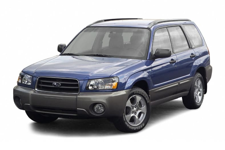 2004 subaru forester 2 5xt 4dr all wheel drive pictures. Black Bedroom Furniture Sets. Home Design Ideas