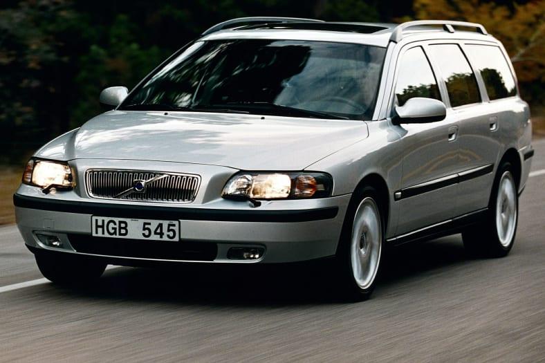2004 Volvo V70 Exterior Photo