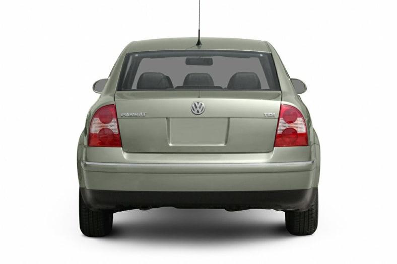 2004 Volkswagen Passat Exterior Photo