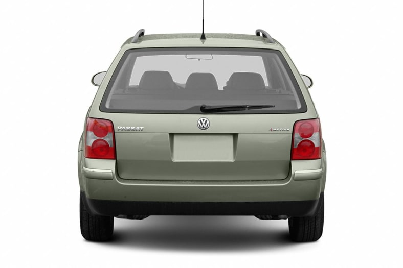 2004 Volkswagen Passat Exterior Photo