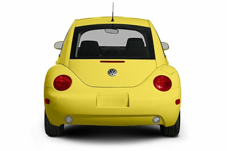 2004 Volkswagen New Beetle Exterior Photo