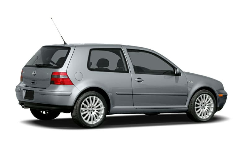 2004 Volkswagen GTI Exterior Photo