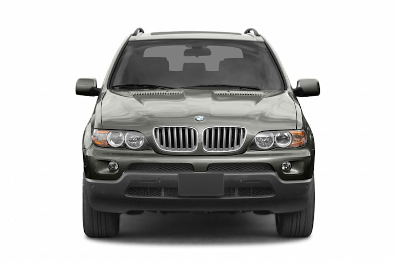 2005 BMW X5 Exterior Photo
