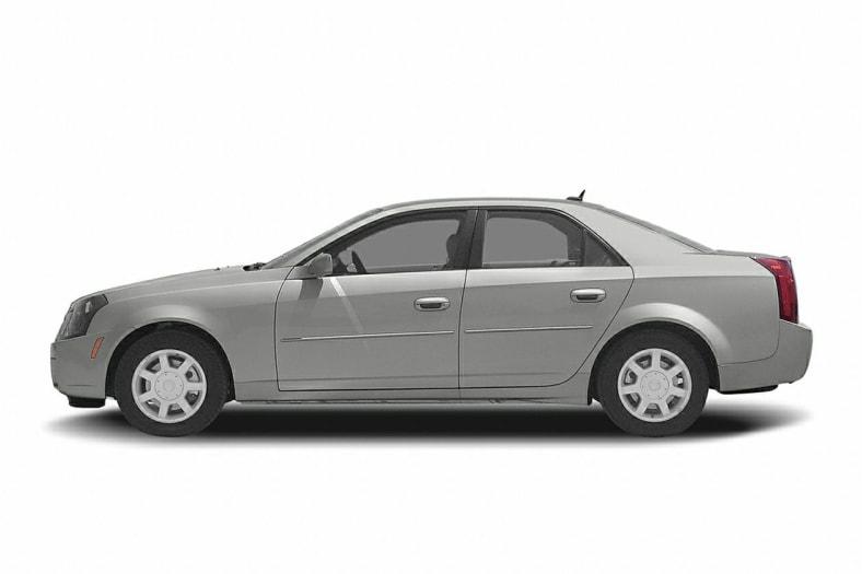 2005 Cadillac CTS Exterior Photo