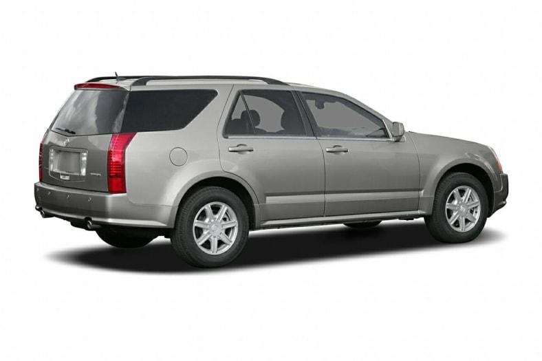2005 Cadillac SRX Exterior Photo