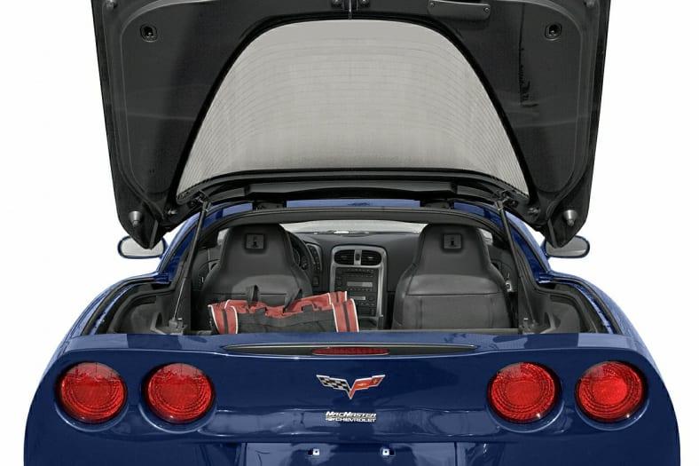 2005 Chevrolet Corvette Exterior Photo