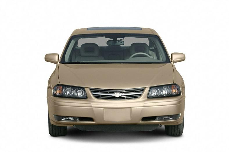 2005 Chevrolet Impala Exterior Photo