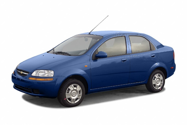 2005 chevrolet aveo information. Black Bedroom Furniture Sets. Home Design Ideas