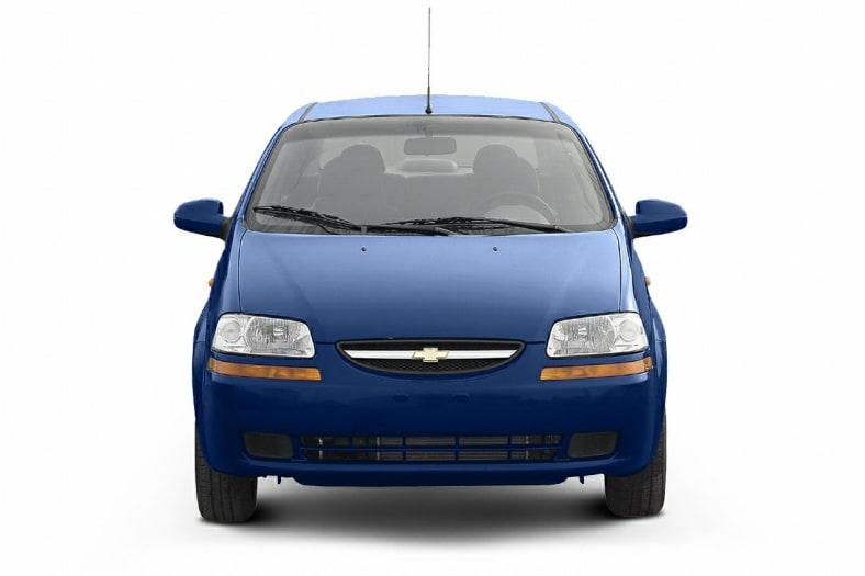 2005 Chevrolet Aveo Exterior Photo