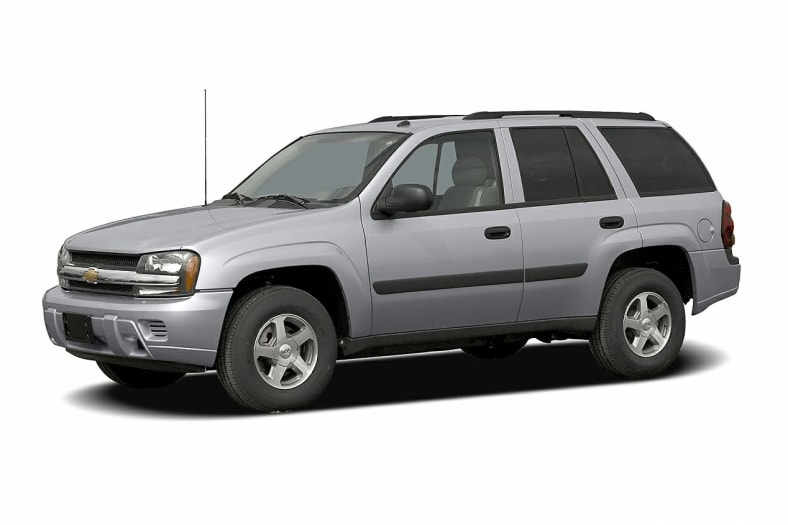 2005 chevrolet trailblazer information. Black Bedroom Furniture Sets. Home Design Ideas