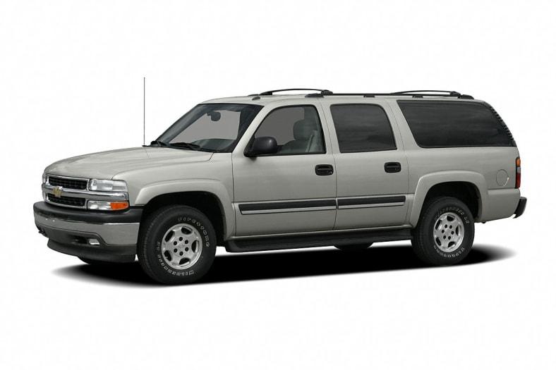 2005 Chevrolet Suburban 1500 Information