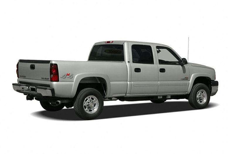 2005 Chevrolet Silverado 2500HD Exterior Photo