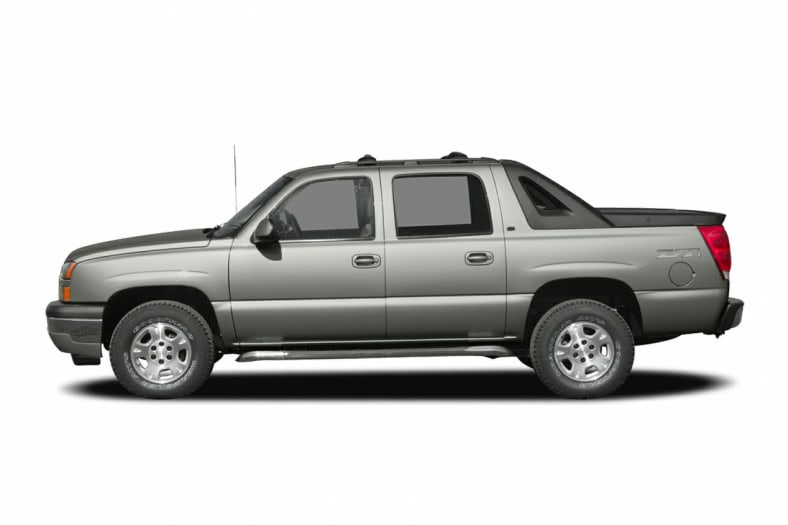2005 Chevrolet Avalanche 2500 Exterior Photo