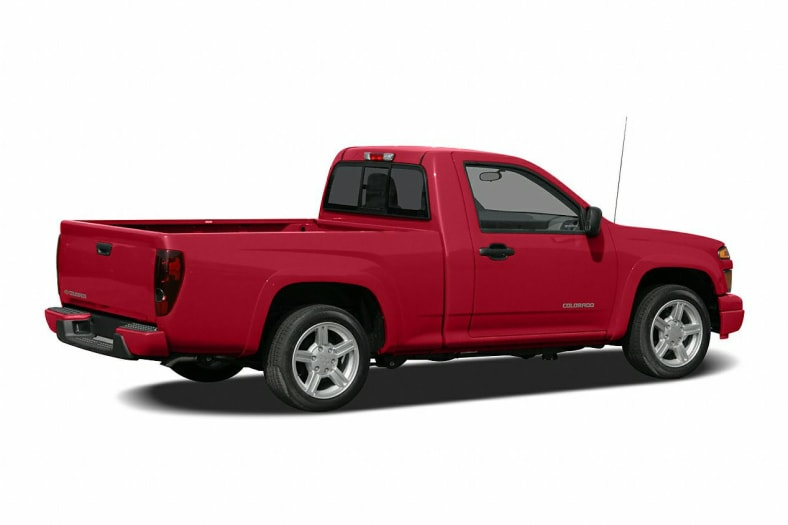 2005 Chevrolet Colorado Exterior Photo