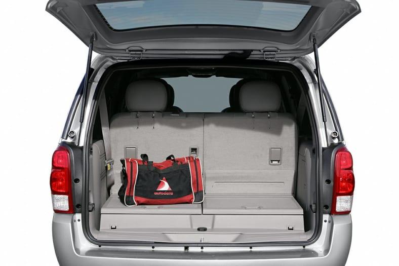 2005 Chevrolet Uplander Exterior Photo