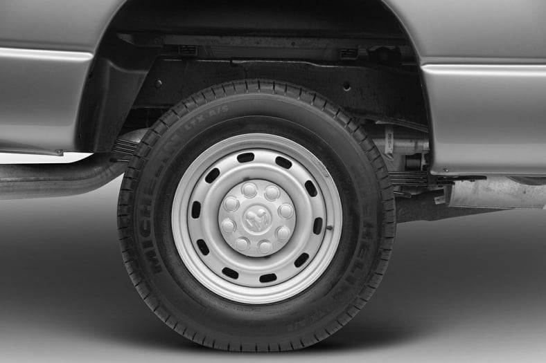 2005 Dodge Ram 2500 Exterior Photo