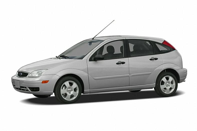 2005 Ford Focus Exterior Photo