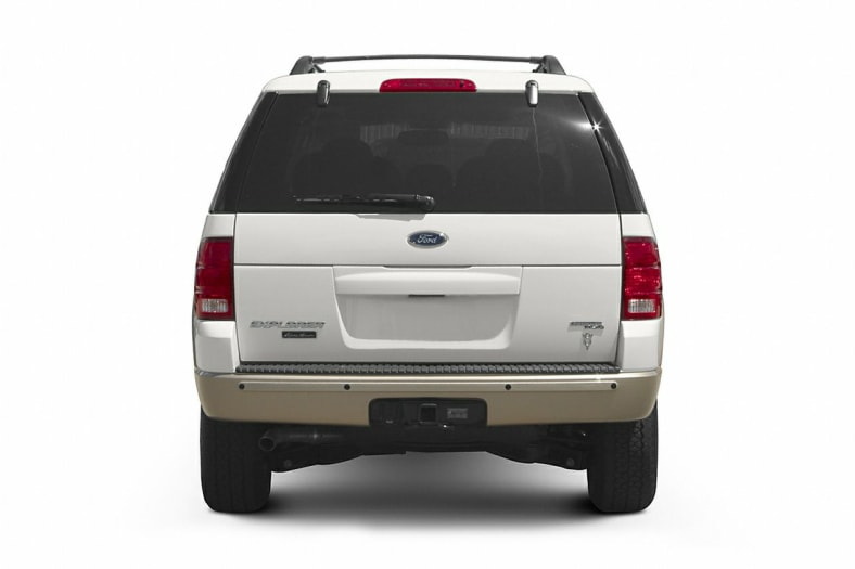 2005 Ford Explorer Exterior Photo