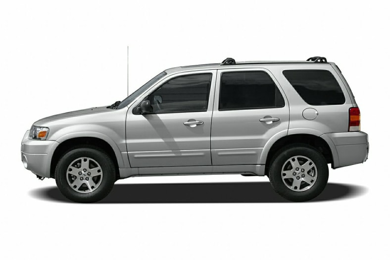 2005 Ford Escape Exterior Photo