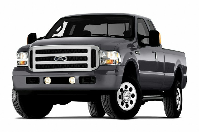 2005 Ford F-250 Exterior Photo